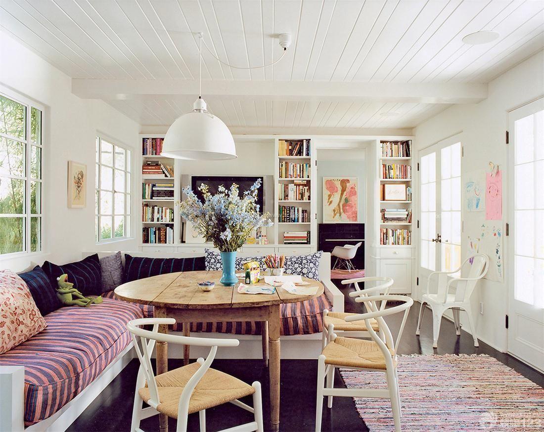 紧凑小户型空间创意餐厅设计