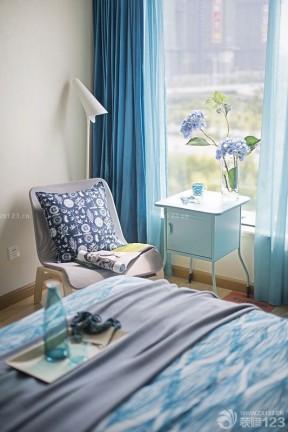 地中海风格家居设计 卧室装修设计