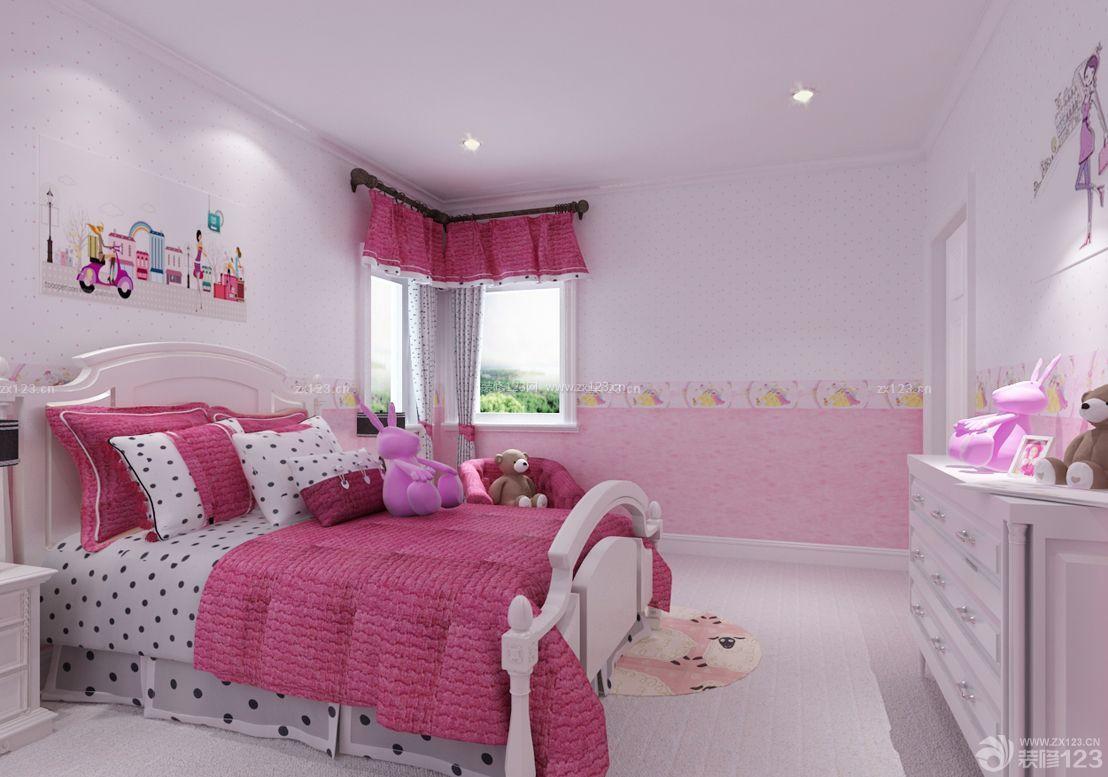 2015最新现代风格儿童房子装修设计图片大全
