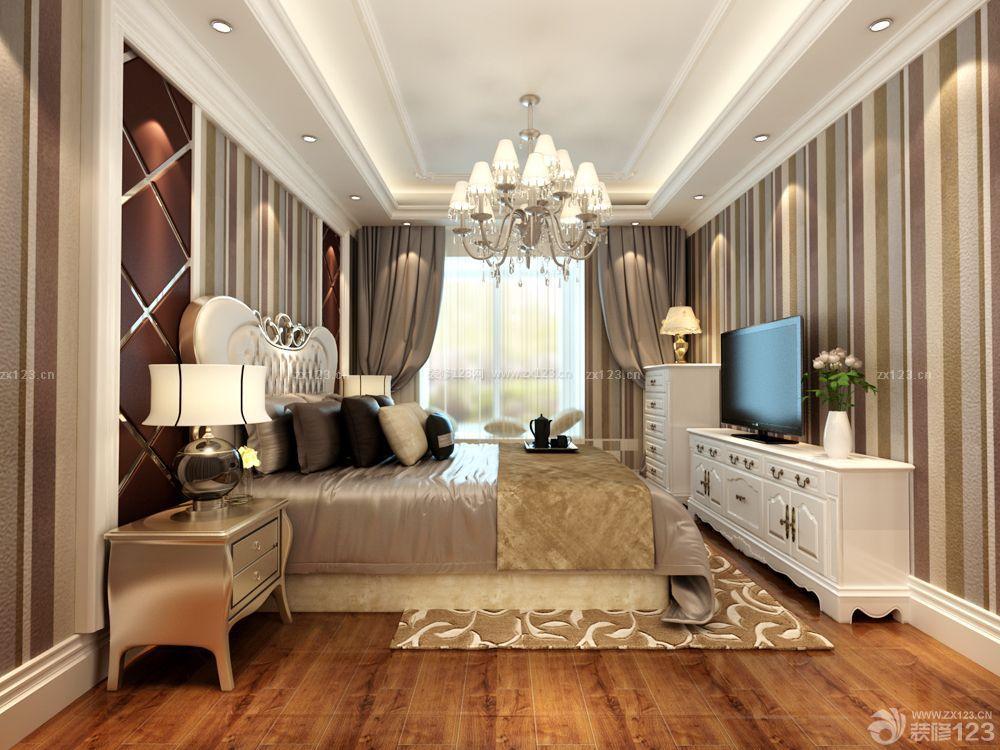 150平房子卧室石膏板吊顶装修设计图片大全
