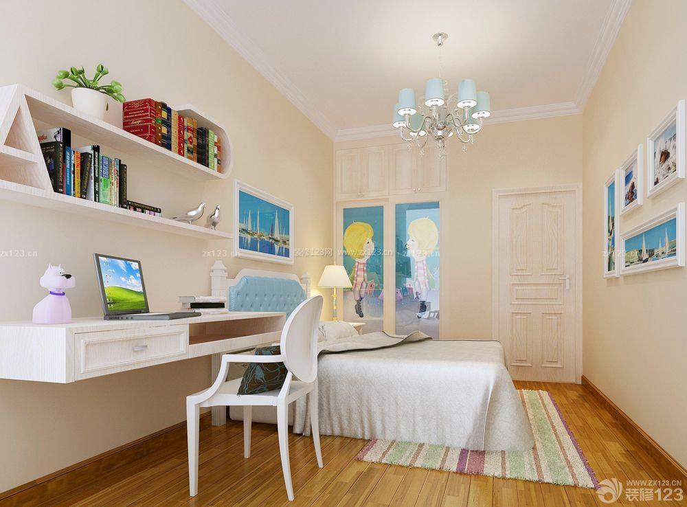 80平房子房间卧室装修设计图片大全