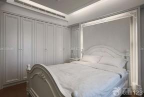 臥室床效果圖 新古典風格床