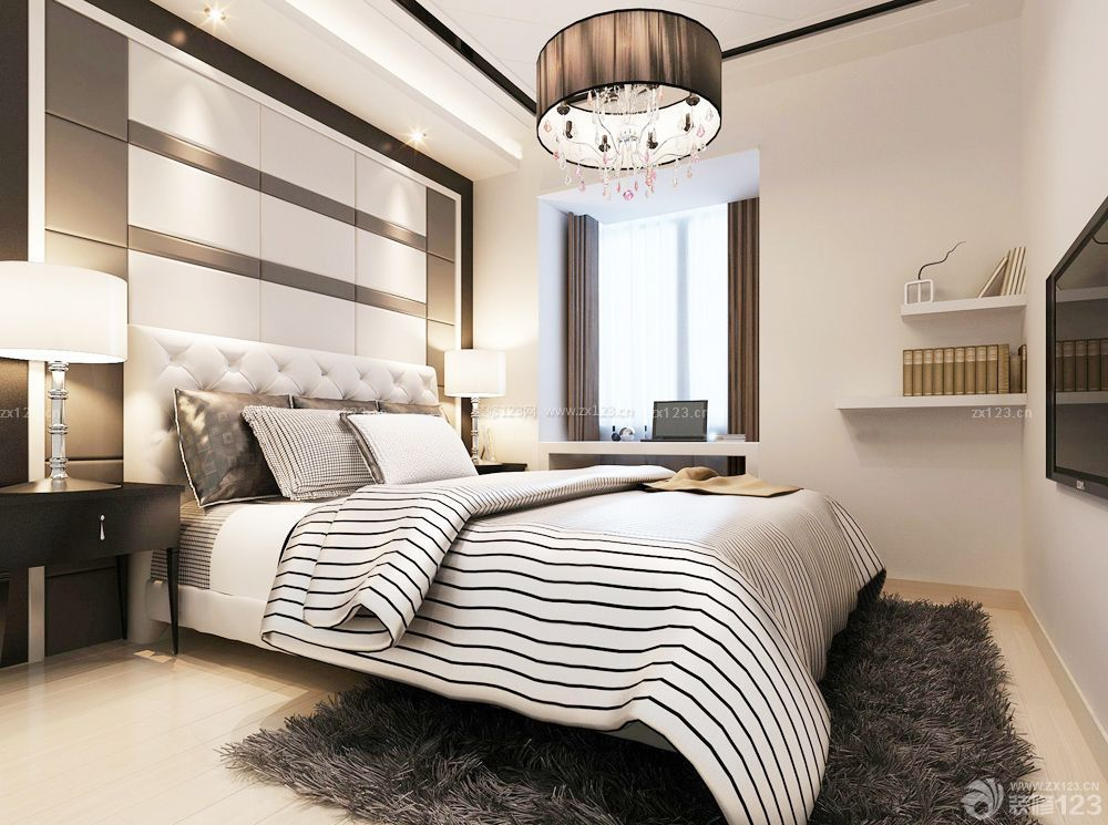 青少年卧室装修设计展示