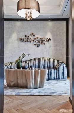 新中式別墅茶室設計圖