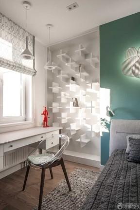 50平方小戶型裝修圖 時尚臥室裝修效果圖