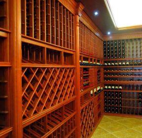 家庭別墅別墅酒窖設計-每日推薦