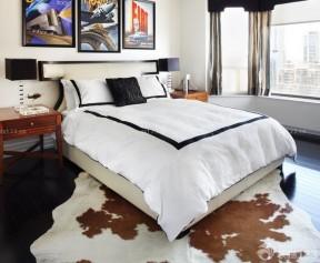 臥室裝修效果圖大全2015圖片小戶型 窗戶