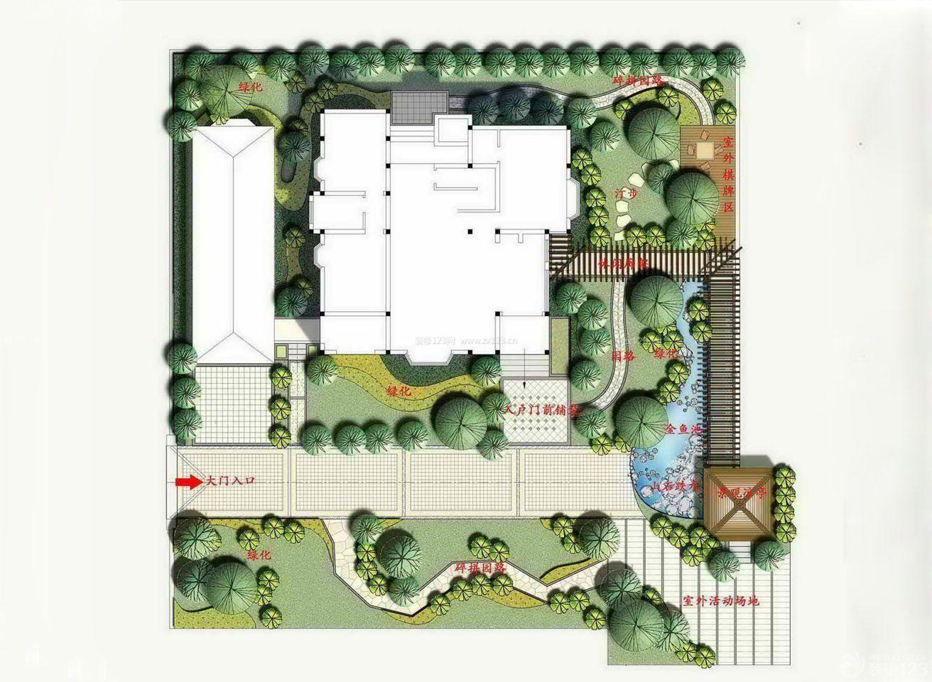 花园别墅出售v花园平面图张家港有布置别墅凤凰图片