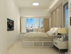 簡約交換空間小戶型臥室裝修設計