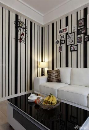 交換空間小戶型設計 沙發背景墻裝修效果圖片