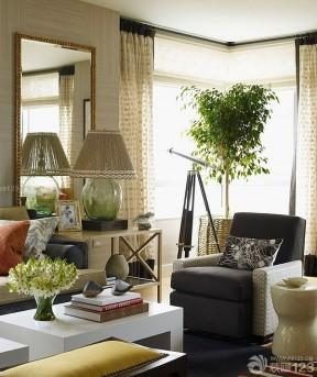 現代簡約客廳裝修 客廳家居裝修