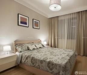 小戶型臥室裝修圖片 臥室窗簾裝修效果圖