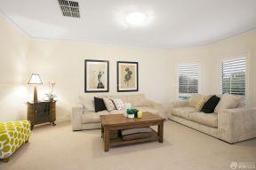 裝修樣板間小戶型100 小戶型客廳沙發擺放