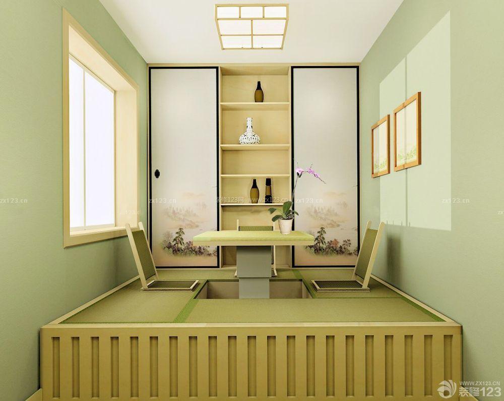日式风格40平房子装修设计图片大全