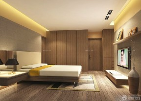 120平方房子装修设计图片大全 原木地板装修效果图片