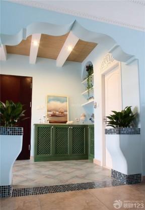門洞造型 地中海裝修風格