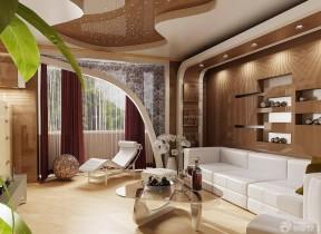 客廳簡單吊頂效果圖 小戶型設計
