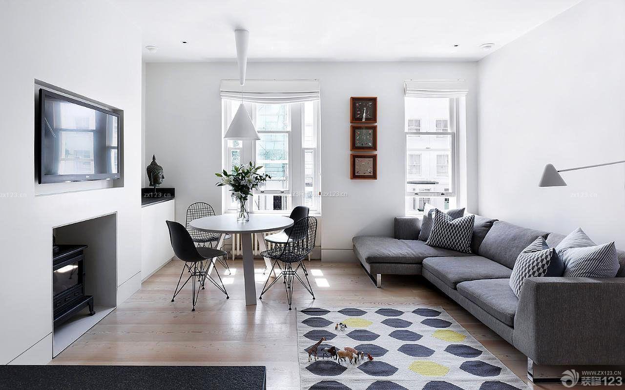 房子3d室内地毯装修设计图片大全简约型