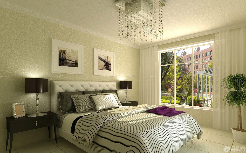 房子装修装潢卧室设计图片大全93