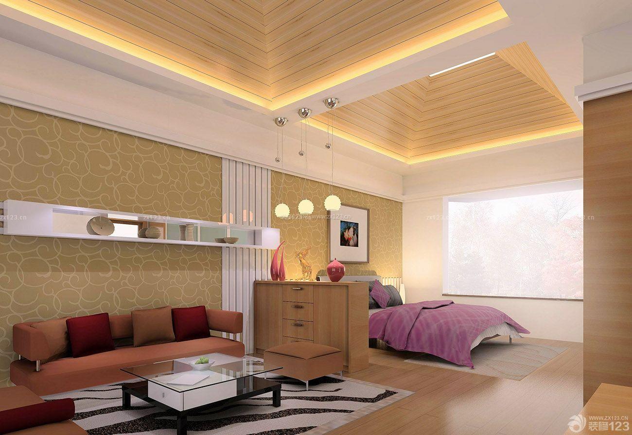 一室一厅整体房子装修设计图片大全70平