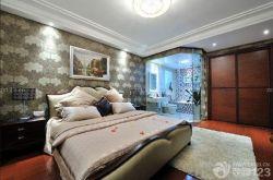 新古典裝修風格主臥室設計