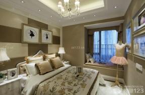 田園歐式風格 裝潢臥室設計