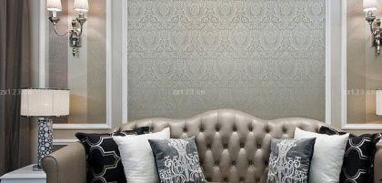 现代欧式混搭风格沙发装修效果图片
