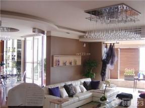 家居客廳燈飾 現代簡約家裝