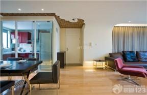 新中式客廳裝修效果圖 90平三居室裝修