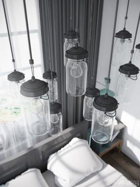 天花板吊顶 卧室装潢设计