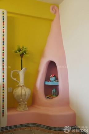 客厅装饰效果图 地中海装饰风格