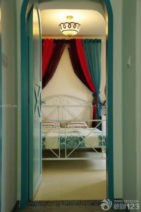 地中海装饰风格  卧室装饰设计