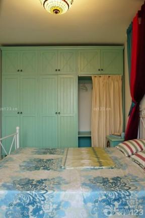 卧室装潢设计 卧室衣柜图片