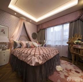 女兒童房裝修 現代新古典裝修