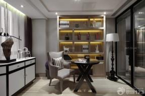 家居书房设计 书柜设计