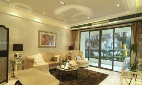 現代裝修120平米圖片 客廳裝飾效果圖