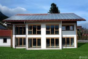 2015新款二層樓房外景圖 別墅屋頂設計
