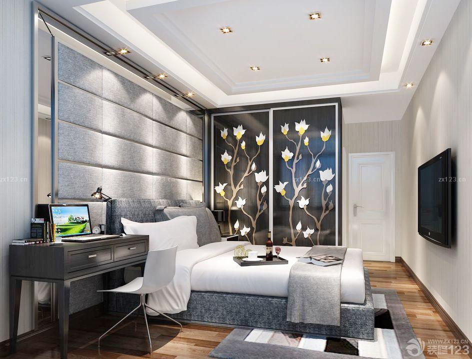 中式家装风格三室两厅两卫117平装修图