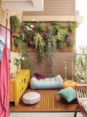 阳台装修效果图大全图片 小阳台温馨设计效果