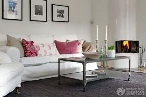 北歐風格裝修樣板房 90平裝修風格