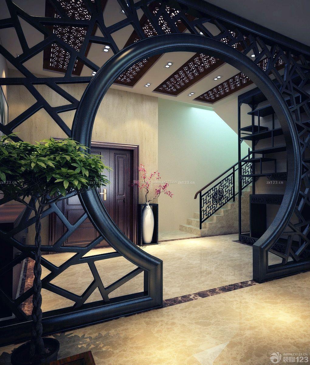 中式别墅室内别墅门洞装修效果图大妈江苏造型3买折图片