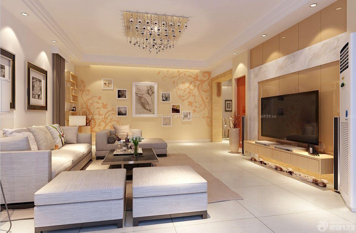 楼房客厅装修图片大全 楼房客厅装修图片