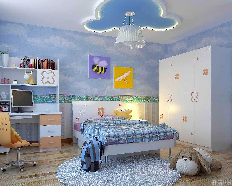 房装修效果图男孩_女大童房间装修效果图_男生卧室装修效果图小户型