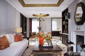 現代新古典裝修 客廳裝修設計