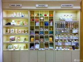 韩国化妆品店装修