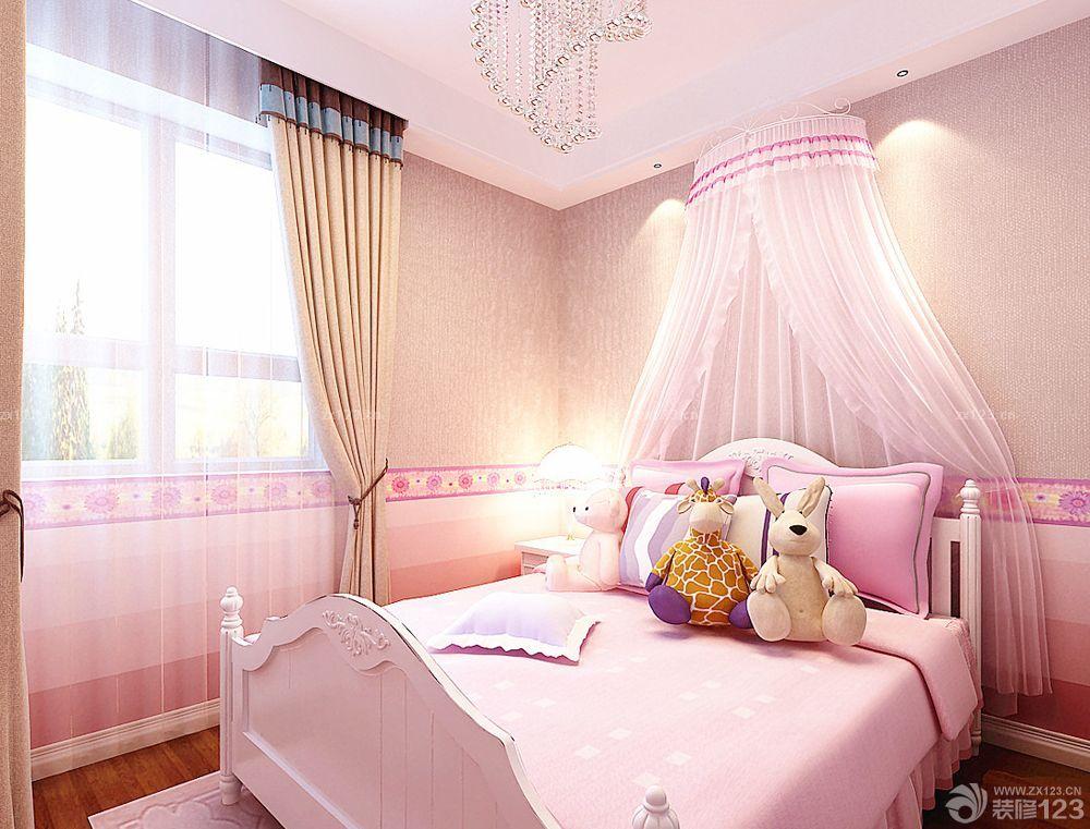 墙面装饰装修壁纸颜色搭配效果图片