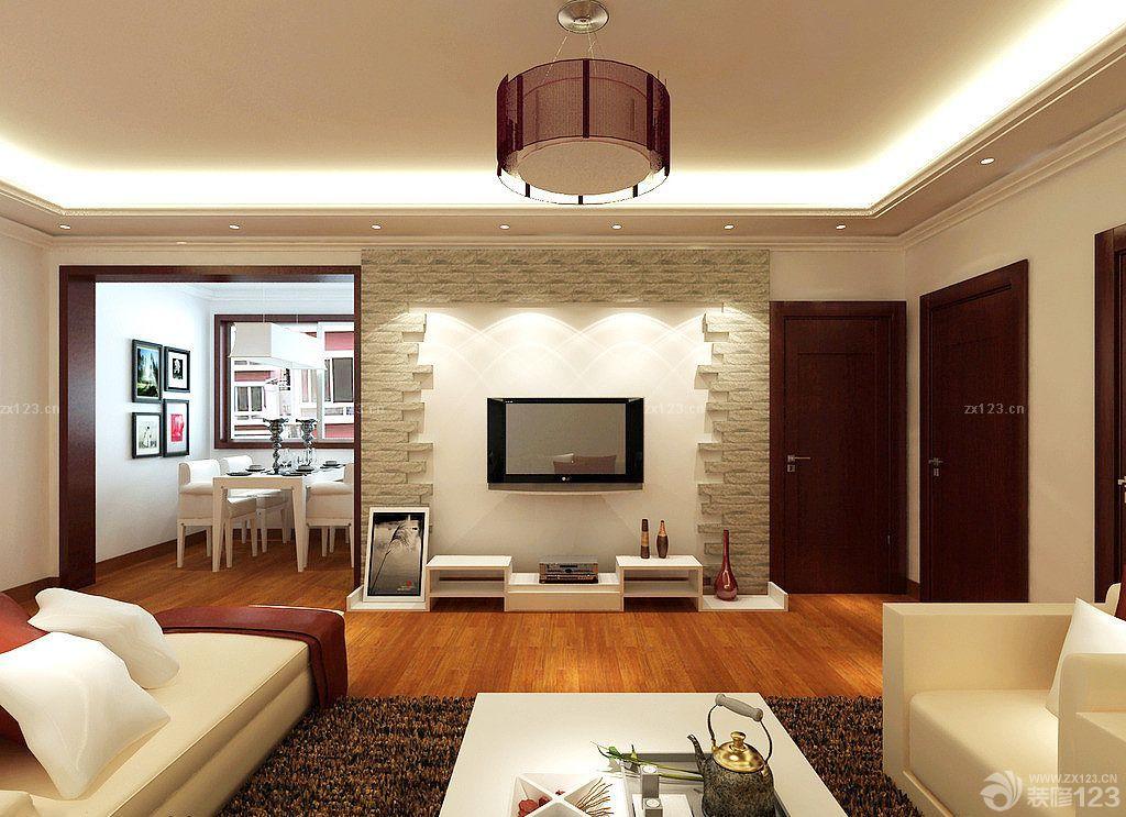 美式豪华别墅客厅阳台门框包边装修效果图