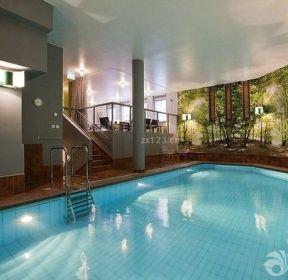 家庭室內游泳池裝潢設計-每日推薦