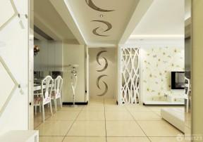 客廳過道吊頂裝修效果圖 客廳吊頂裝飾