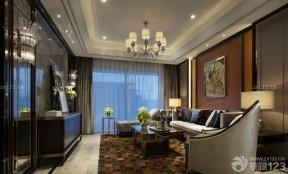 新古典裝修案例 客廳裝修設計